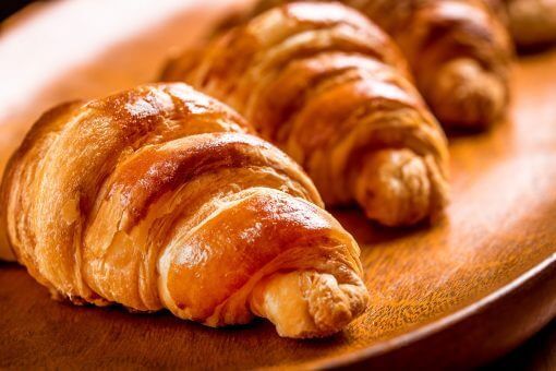 Croissant The Bakers -