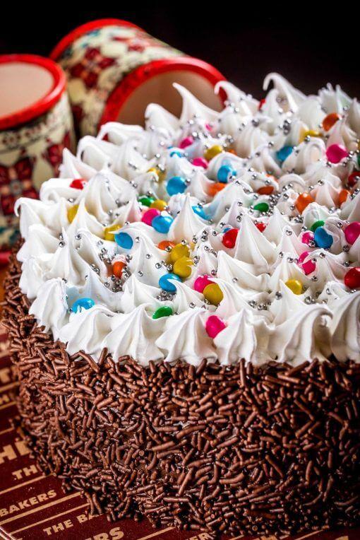 Torta Las Vegas -