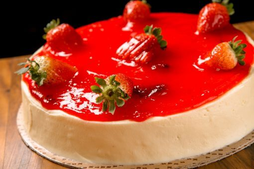 NY New York CheeseCake - Escolha a Cobertura -