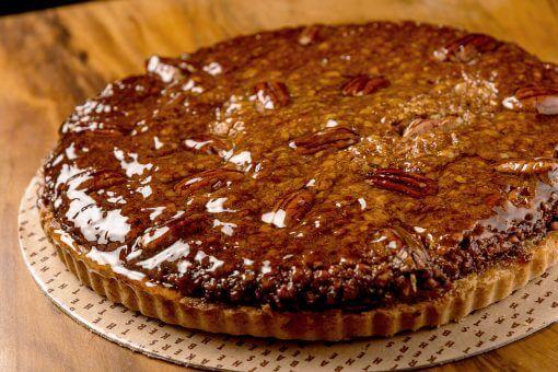 Torta Pecan Pie -