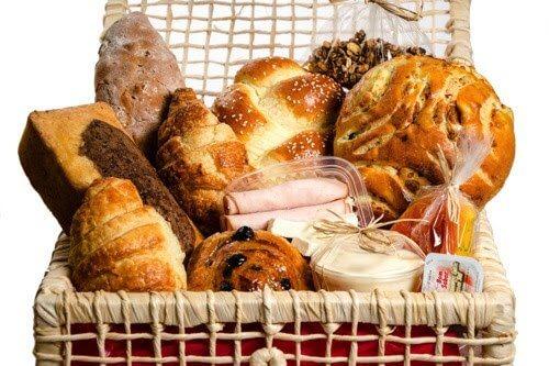 Cesta Breakfast Joy -