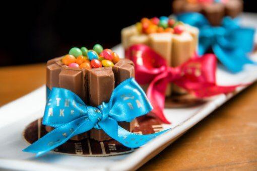 Mini Mini Torta Kids Kit Kat -