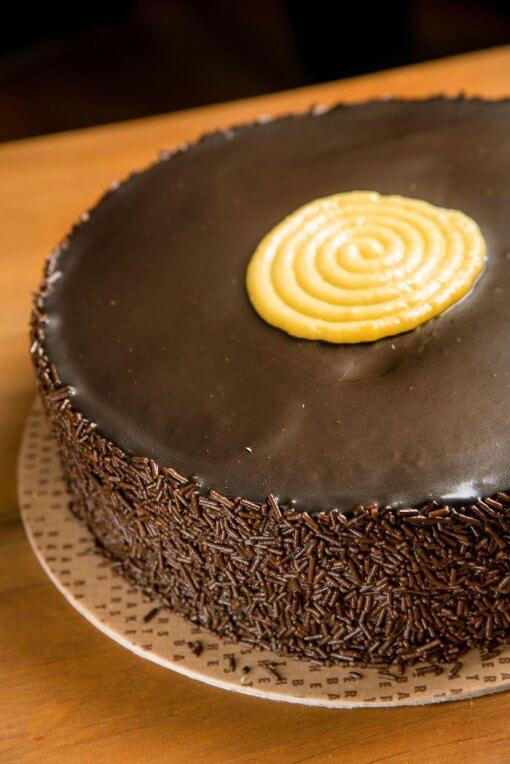 Torta Ouro Negro -