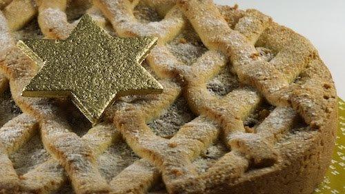 Torta da Vovó Judaica -