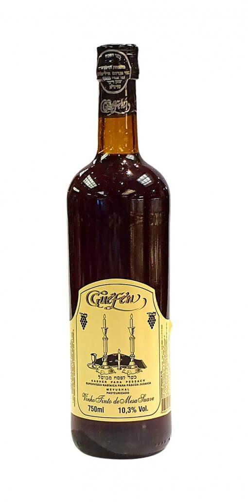 Vinho Guefen 750ml Kasher -